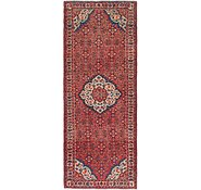 Link to 117cm x 315cm Hossainabad Persian Runner Rug