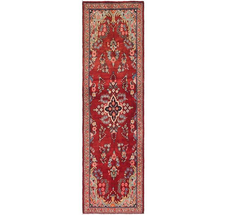 3' 6 x 13' Mahal Persian Runner Rug