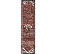 Link to 2' 4 x 9' 4 Hossainabad Persian Runner Rug