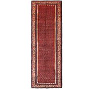 Link to 105cm x 315cm Farahan Persian Runner Rug