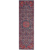Link to 2' 5 x 8' 9 Hossainabad Persian Runner Rug