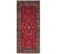 Link to 3' 7 x 8' 6 Hamedan Persian Runner Rug