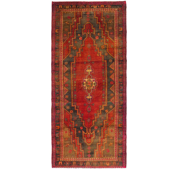 6' x 12' Sarab Persian Runner Rug