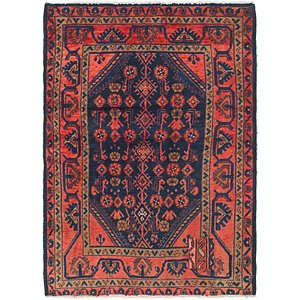Link to 110cm x 157cm Malayer Persian Rug item page