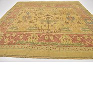 Link to 340cm x 348cm Oushak Square Rug