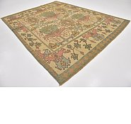 Link to 9' 3 x 11' 10 Oushak Rug
