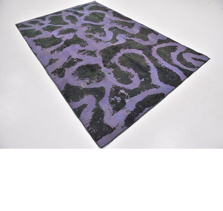 6' 2 x 9' 4 Ultra Vintage Persian Rug