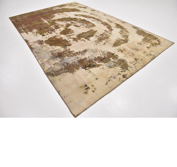 7' 7 x 11' 9 Ultra Vintage Persian Rug
