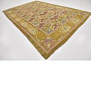 Link to 9' 7 x 14' 9 Oushak Rug