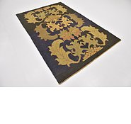 Link to 4' 10 x 7' 3 Oushak Rug