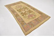 Link to 5' 2 x 9' 9 Oushak Rug