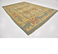 Link to 10' 9 x 15' 8 Oushak Rug