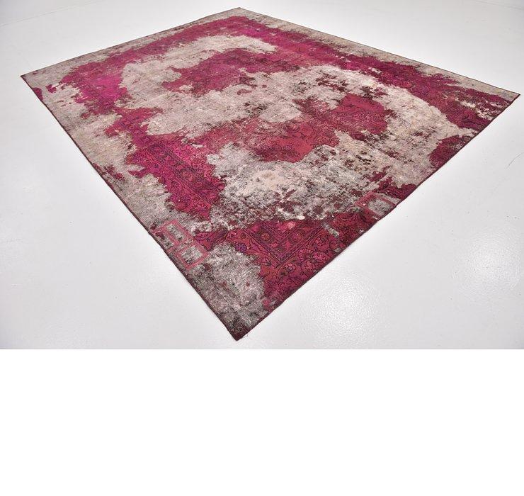 8' 9 x 11' 2 Ultra Vintage Persian Rug