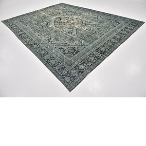 HandKnotted 9' 8 x 12' 9 Ultra Vintage Persian Rug
