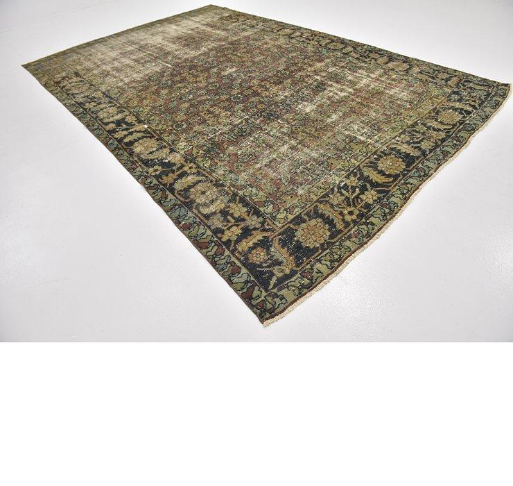 8' x 12' 4 Ultra Vintage Persian Rug