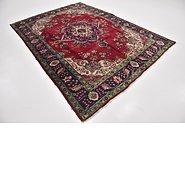 Link to 6' 8 x 9' 5 Tabriz Persian Rug