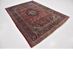 6' 5 x 9' 2 Mashad Persian Rug
