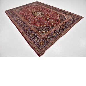 Link to 245cm x 340cm Kashan Persian Rug item page