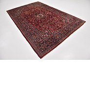 Link to 6' 9 x 10' Mashad Persian Rug