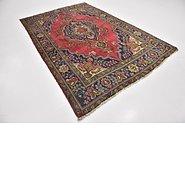 Link to 6' 4 x 9' 5 Tabriz Persian Rug