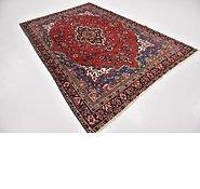 Link to 6' 6 x 9' 10 Hamedan Persian Rug