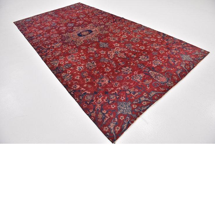 6' 6 x 11' 10 Isfahan Persian Rug