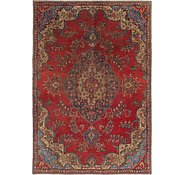 Link to 7' 2 x 10' 5 Tabriz Persian Rug