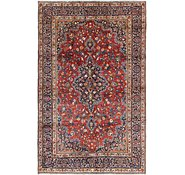 Link to 6' 2 x 9' 7 Mashad Persian Rug