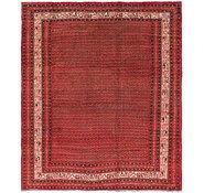 Link to 8' x 9' 3 Farahan Persian Rug