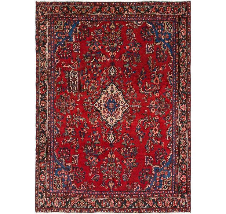 8' 2 x 11' 2 Shahrbaft Persian Rug