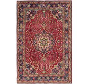 Link to 195cm x 292cm Tabriz Persian Rug