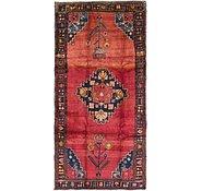 Link to 152cm x 315cm Hamedan Persian Runner Rug