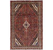 Link to 6' 8 x 10' 3 Joshaghan Persian Rug