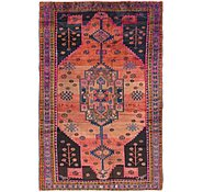 Link to 5' 7 x 8' 10 Shiraz Persian Rug