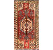 Link to 4' 9 x 9' 7 Bakhtiar Persian Runner Rug