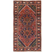 Link to 5' 3 x 9' 8 Shiraz Persian Runner Rug