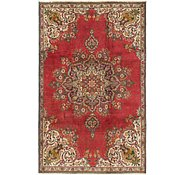 Link to 5' 3 x 8' 2 Tabriz Persian Rug