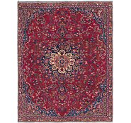 Link to 7' 3 x 9' 2 Mashad Persian Rug