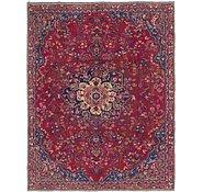 Link to 7' 3 x 9' 2 Mashad Persian Rug