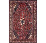 Link to 6' 6 x 10' Joshaghan Persian Rug