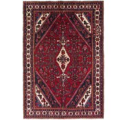 Link to 6' 9 x 9' 5 Joshaghan Persian Rug