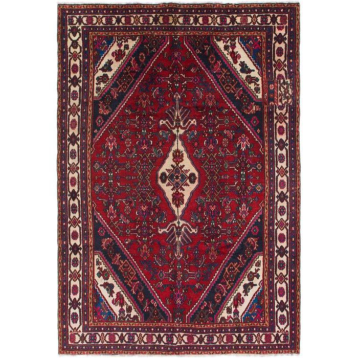 6' 9 x 9' 5 Joshaghan Persian Rug