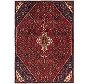 Link to 5' 7 x 7' 10 Joshaghan Persian Rug