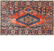 Link to 4' 8 x 7' Viss Persian Rug