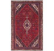 Link to 6' x 9' 5 Joshaghan Persian Rug