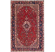 Link to 6' 7 x 9' 10 Hamedan Persian Rug