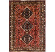 Link to 7' 2 x 10' 2 Shiraz Persian Rug
