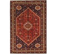 Link to 6' 9 x 9' 7 Shiraz Persian Rug