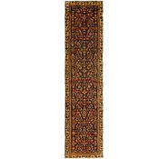 Link to 2' 9 x 11' 2 Hossainabad Persian Runner Rug