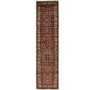 Link to 2' 6 x 9' 4 Hossainabad Persian Runner Rug